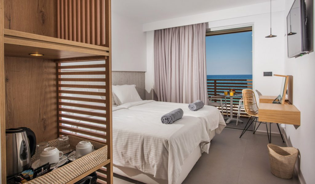 Superior Room Garden View or Side Sea View or Sea View